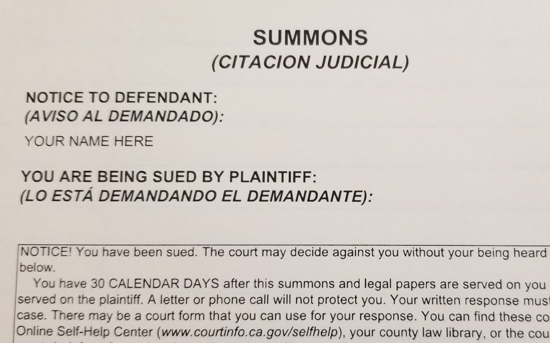What to Do If You Are Being Sued for Employment Discrimination?